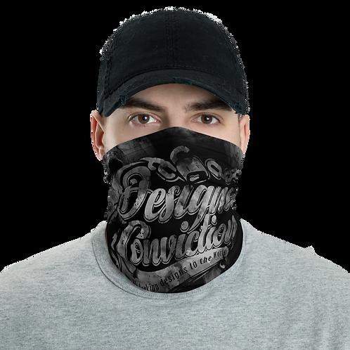 Designed Conviction Black Neck Gaiter
