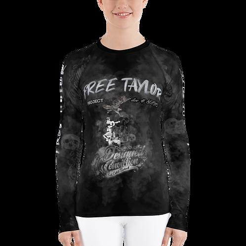 Free Taylor Project Women Long Sleeve Shirt