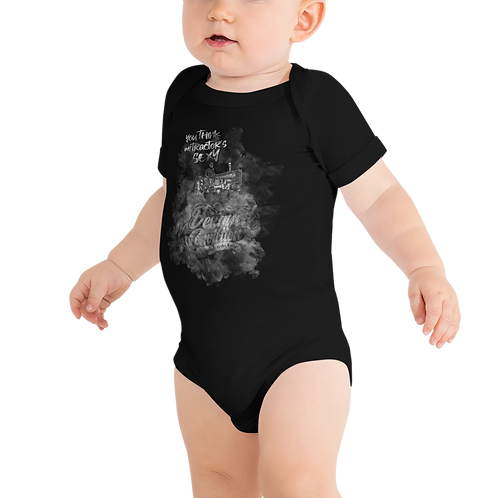 Tractor Baby Short Sleeve One Piece