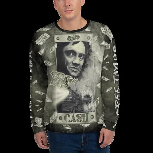 Johnny Cash Unisex Sweatshirt