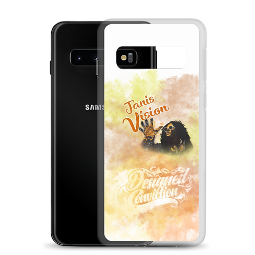 Janis Vision Samsung Case