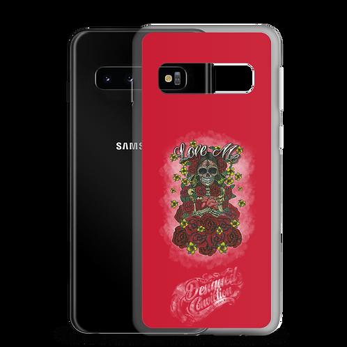 Love Me Red Samsung Case