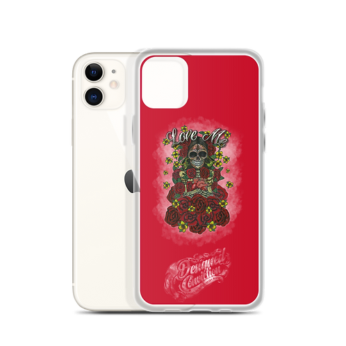Love Me Red iPhone Case