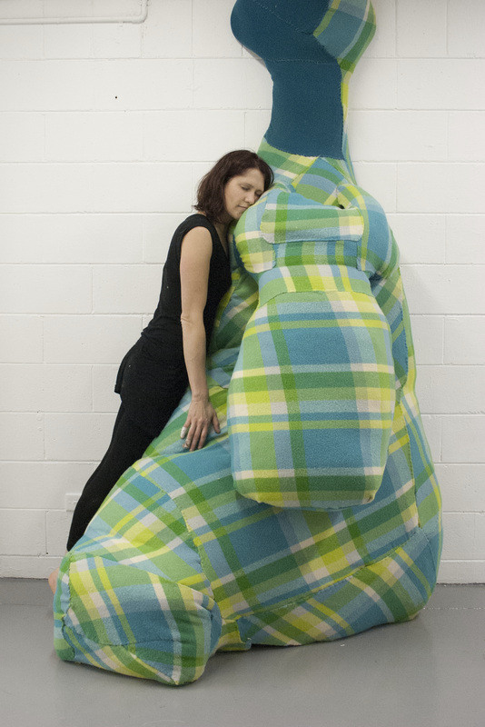 Hug, Comfort Zone 2014.  Dimensions variable