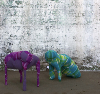 Two, 2014.  Found, Magdelan Laundry Abbotsford Convent.  Dimensions variable.  Image courtesy of artist