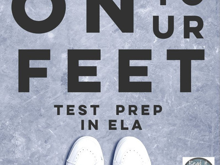 On Your Feet Test Prep
