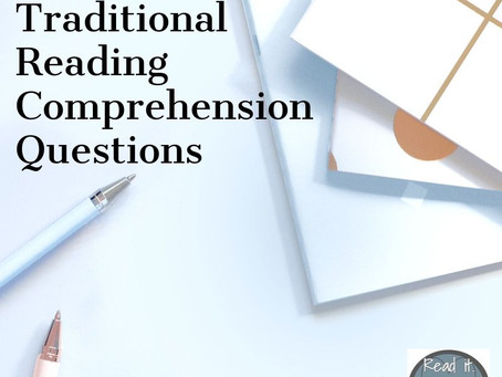5 Alternatives to Traditional Reading Comprehension Questions