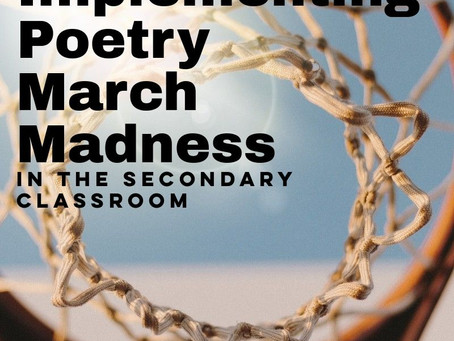 Implementing Poetry March Madness