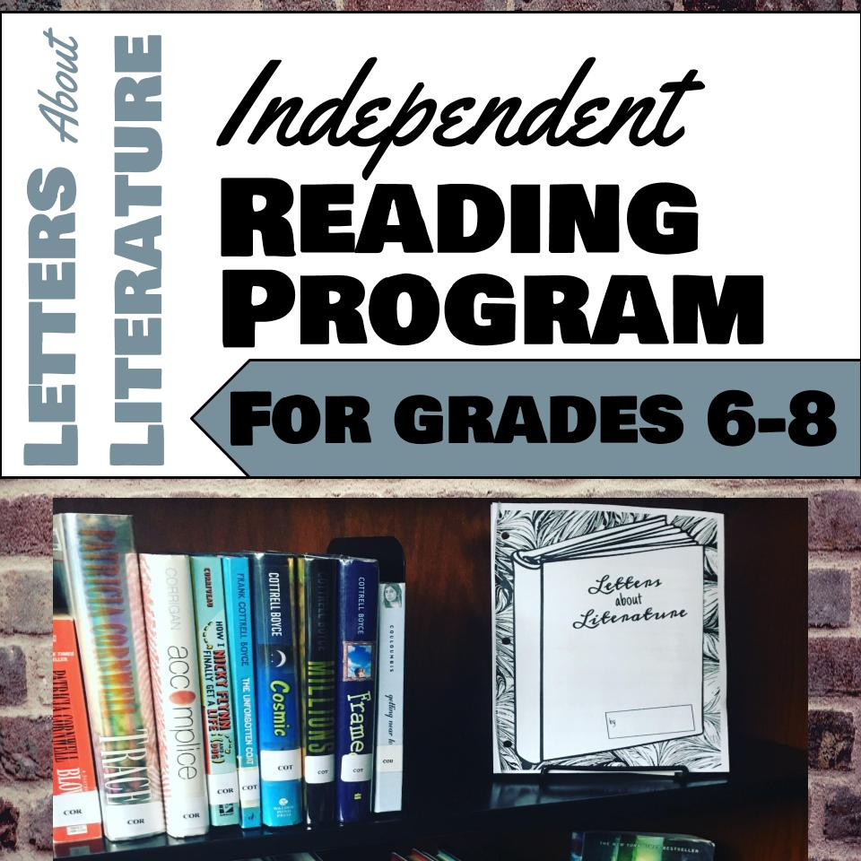 Letters About Literature Independent Reading Program