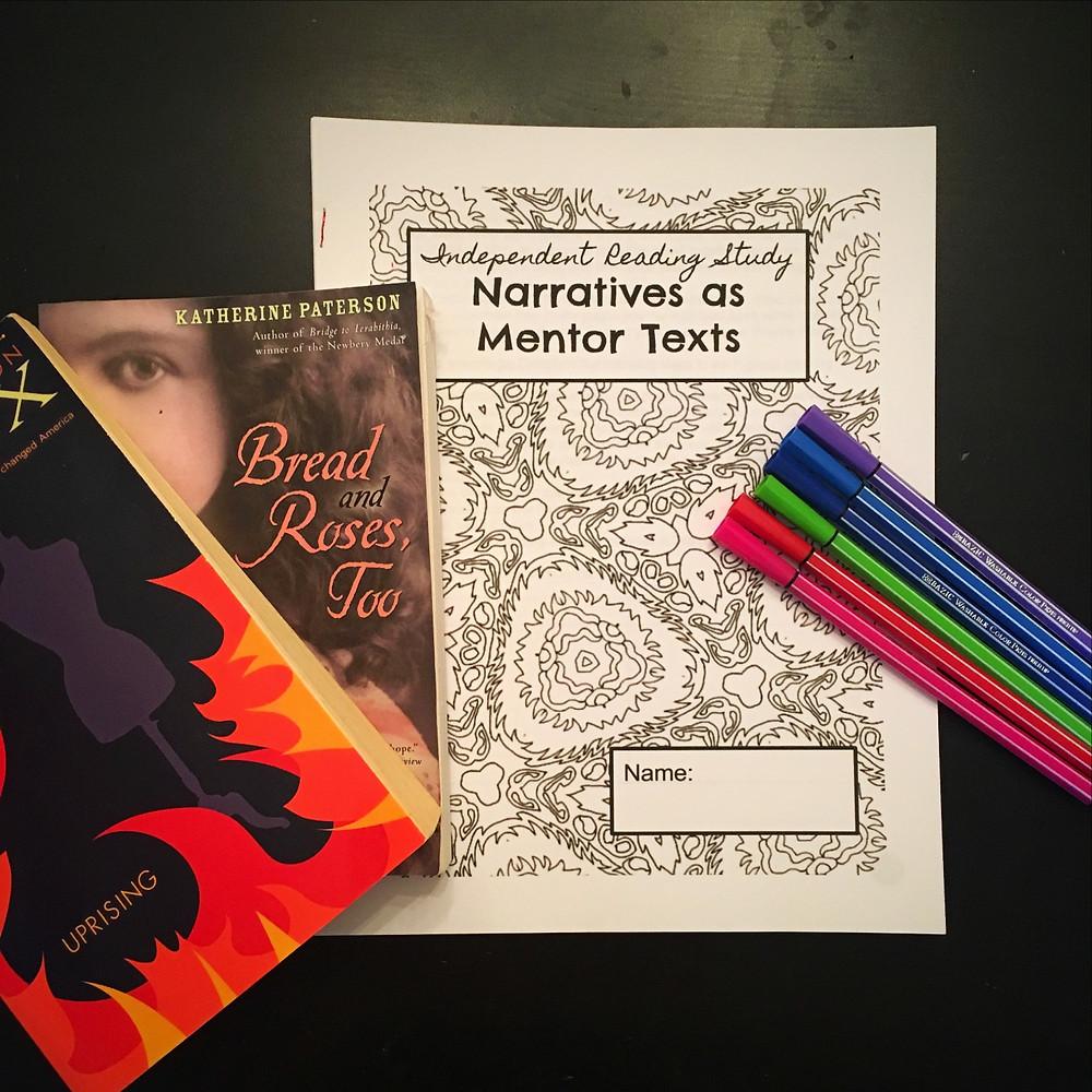 Narratives as Mentor Texts