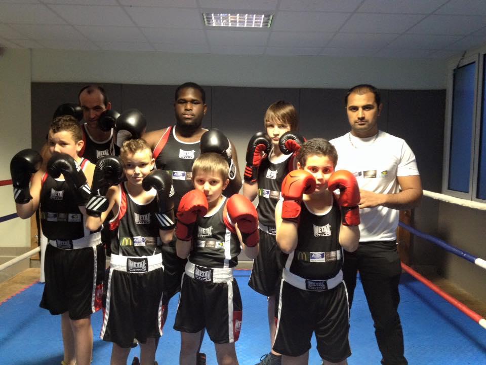 Boxe Educative d'Assaut
