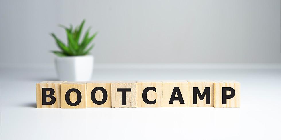 Faith Leader Boot Camp Oct. 4-15