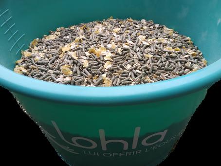 Lohla Floc 3 : Un aliment complet pour clubs et cavaliers propriétaires !
