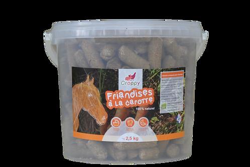 friandises granulé friandise carotte naturel herbe foin pelletone cheval chevaux