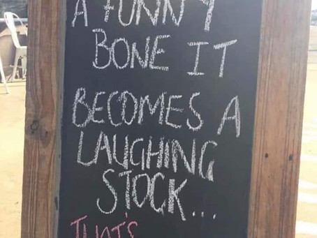 A Little Giggle?