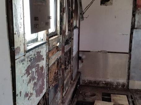 Lower Level demolition resumes