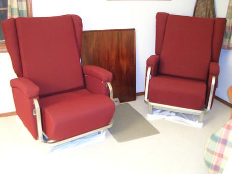 Plush Seating