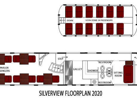 Updated Floor Plan - April 2020