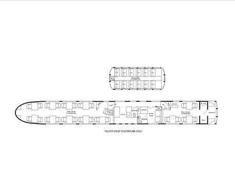 New floor plan for Silver View