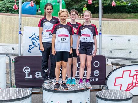 Erfolgreicher Swiss Athletics Sprint Final in Lausanne