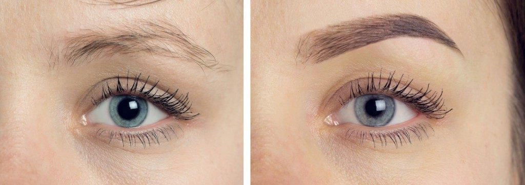 Brow Tint only