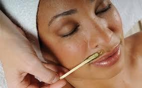 Upper Lip, or Chin Hair Wax
