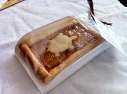 crostata slice
