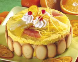 Golden Tongue cake