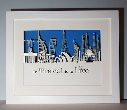 Travel Picture 3D