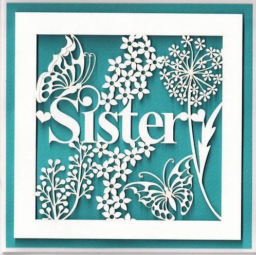 Sister Card