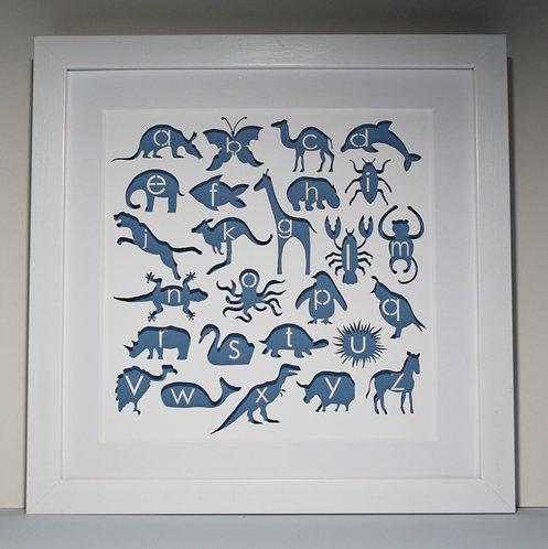 Animal Alphabet Medium