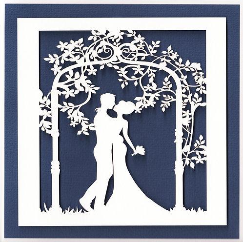 Wedding Arch Card