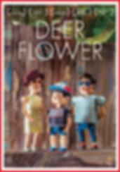 Deer Flower, stop motion, short film