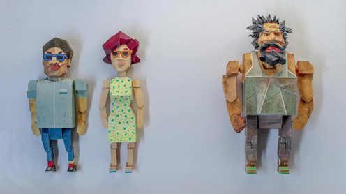 puppet assembling