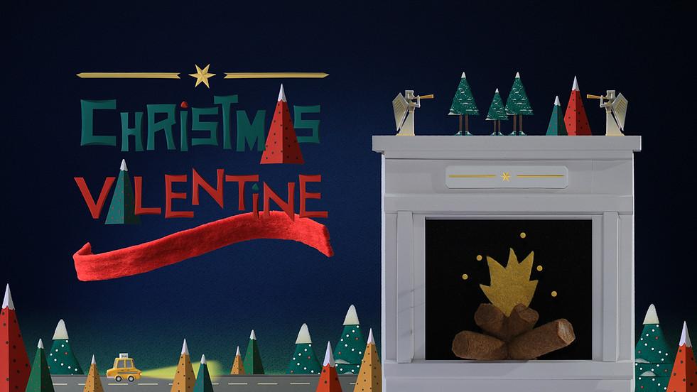Christmas Valentine
