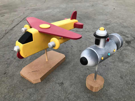 TEO toy