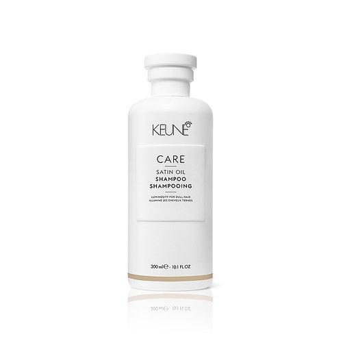 Care Satin Oil Shampoo 300ml