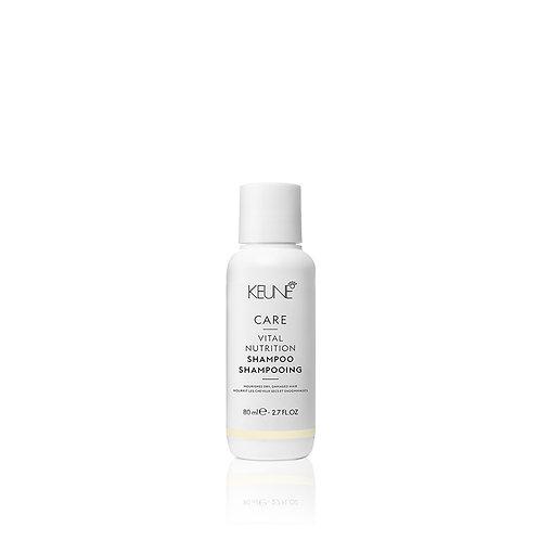 Care Vital Nutrition Shampoo 80ml