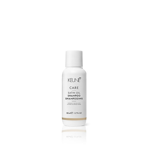 Care Satin Oil Shampoo 80ml