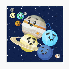 Our Happy Solar System