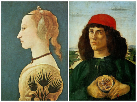 15th Century Florentine Portraits
