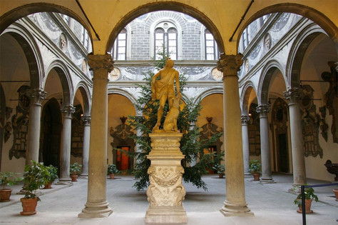 Michelozzo - The Medici Palace, 1484
