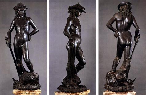 David - Donatello (c. 1440)