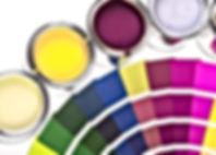 Vernice Pentole e ruota colori