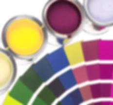 Pinte Panelas e Color Wheel