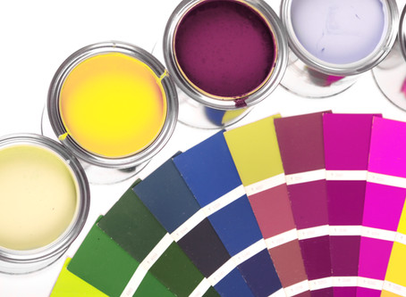 How to Choose the Best Colours for Your Interior In 4 Steps