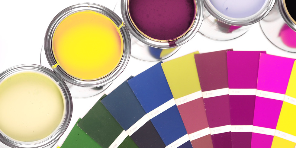 Let Colour Be Your Medicine - Lunchtime Lecture