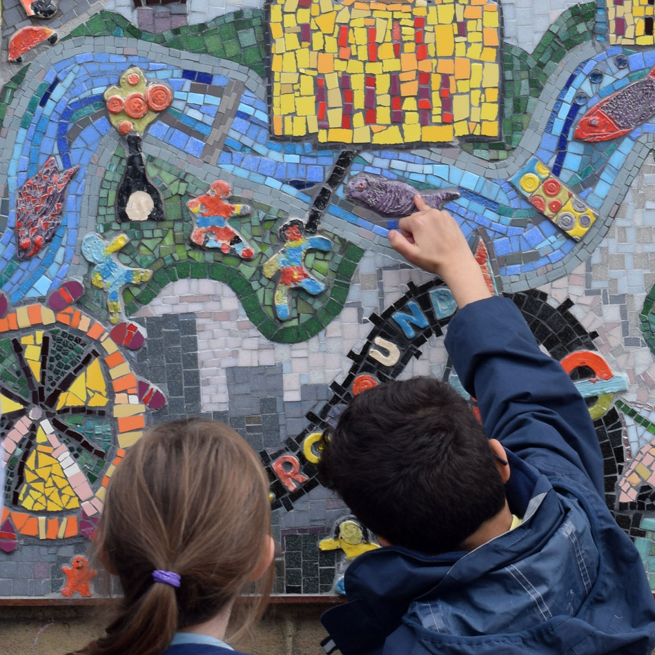 kids looking at mosaic.jpg