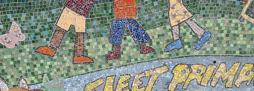 Fleet Primary SChool Mosaic