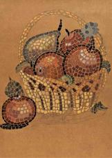 Still Life Design : Mosaic